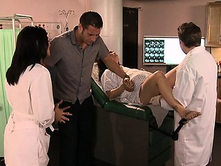 Brazzers - Doctor Adventures -  Banging the N