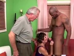 Black Dude Gets Blowjob