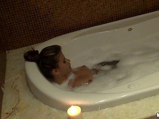 beautiful babe dayana in shower