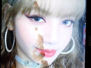 Blackpink - Lisa - Cum Tribute