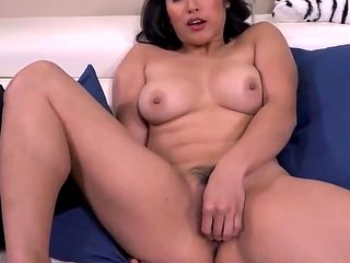 MILF Loves Surprise Cumshot From Son