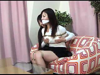 Under Her Nylons bdsm bondage slave femdom domination