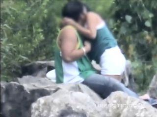 Desi indian hidden hot couple sex