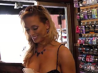 Cherie DeVille cheats on her husband with black cock