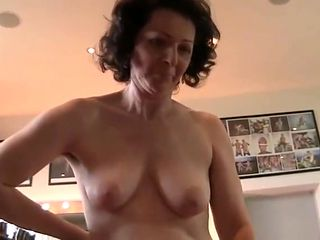 Mature Woman Burns Your Boss S Dick First And Then They Fuck