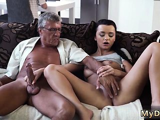 Sugar daddy big tits and old man spy cam What would you choo