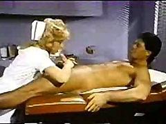 Nina Hartley Fucked as Nurse