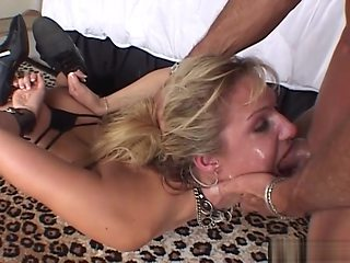 Hot Blond Teen Abused and Humiliated