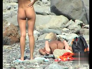 Sex on the Beach. Voyeur Video 27