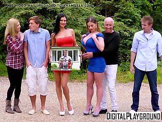 XXX Porn video - Modern Families