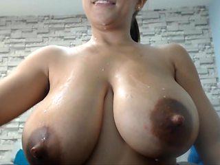 Beautiful Milk Maiden #3