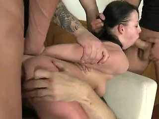 Brutal S&m double penetration bang! vol.77xxx movie scene