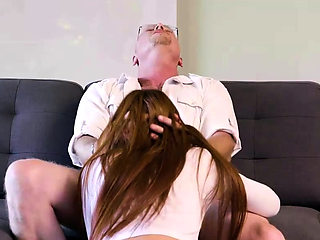 DADDY4K. Billy tells his GF to take money from his rich