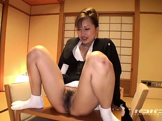 Kyoko Nagamatsu Unscrupulous Mourning Wife