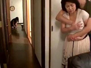 son fuck japanese mature when sister cleaning in next door FOR FULL HERE : https://bit.ly/2Pst9U4