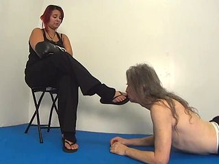 Exotic adult video Feet check uncut