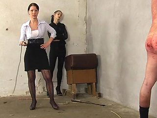 Cane and whipping