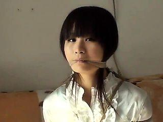 Uncensored Japanese Erotic Teen Bondage Fetish Sex