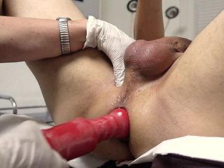 Fisting, toy, mistress, doctor, nurse