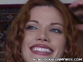 Horny Wife Balled In Front Of Her Husband