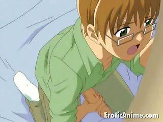 sensational anime girl