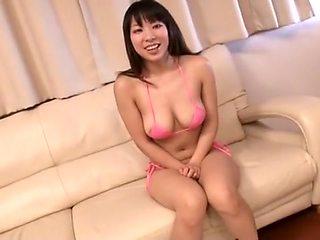 Hottest Japanese model Yui Tanaka in Fabulous Striptease, Girlfriend JAV video