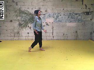 Nude expression dance andrea haenggi