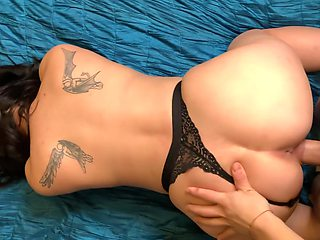 Big Natural Tits Girl Fucked And Get Cum On Her Pussy (marlyn Chenel)