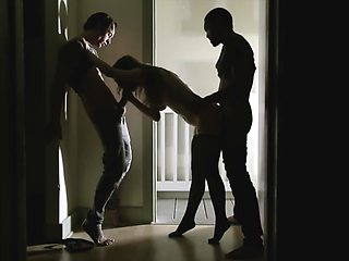 Erotic threesome