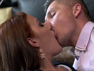 XXXShades - Hot Romanian redhead in erotic sex session