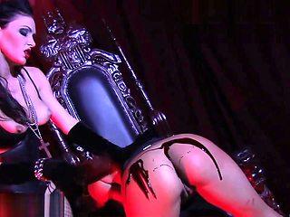 Pornstar Vampires Lesbian Domination Whipping Heel Worship