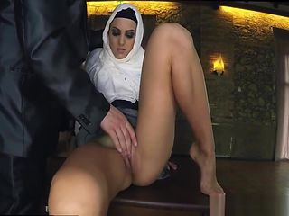Arab aunty fuck and muslim student and arab bbw sex and arab hijab public
