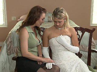 Horny Lesbian, Mature sex movie