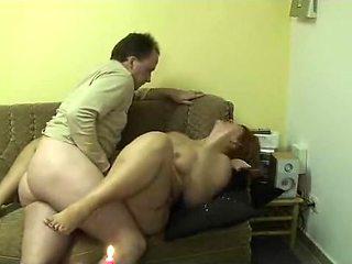 Orgasmic corpulent anna
