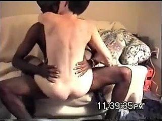 Wife and black men fun