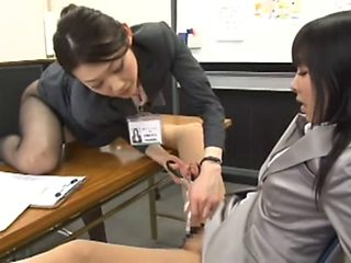 Pantyhose interview