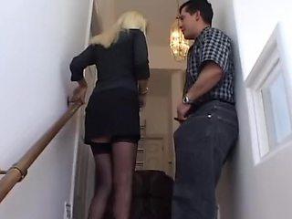 Great Hardcore Pantyhose adult video. Enjoy my favorite scene