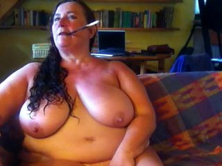 Augusta- A fetish smoker with holder