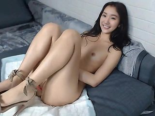 Hot Chinese Solo Masturbation