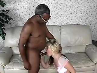 Amazing Homemade video with Lingerie, Young/Old scenes