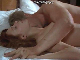Bed sex scene