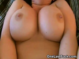 Big Titty Brunette Ex Girlfriend Fucked Point Of View