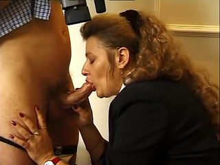 Sucking on the sausage - Julia Reaves