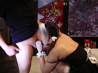 Asian Pinay Filipina Sexy Teen Petite Maid Gets Fucked Scandal