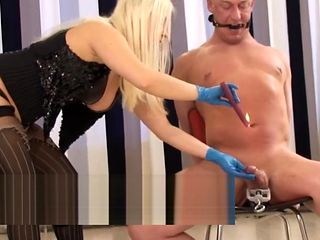 EXTREME ANAL ABUSE OF MY BITCH !