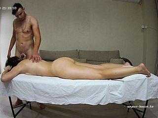 Massage porno voyeur vid