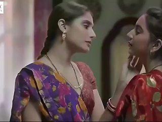 Indian Lesbian Ladies Making Love