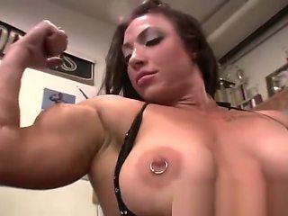 BrandiMae in the Gym