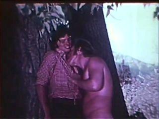 Vintage gay outdoors porn - Classic Bareback Film