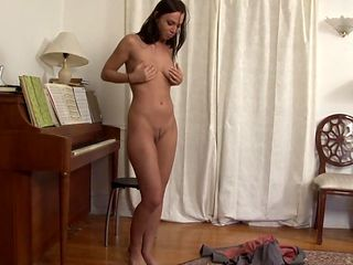 CMNF - Humiliating striptease